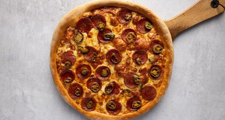 best halal pizza