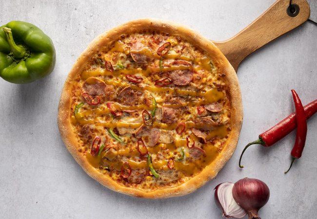 """14"""" Chicken Pizza"""