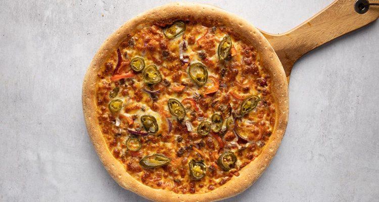 """10"""" Chicken Pizza"""