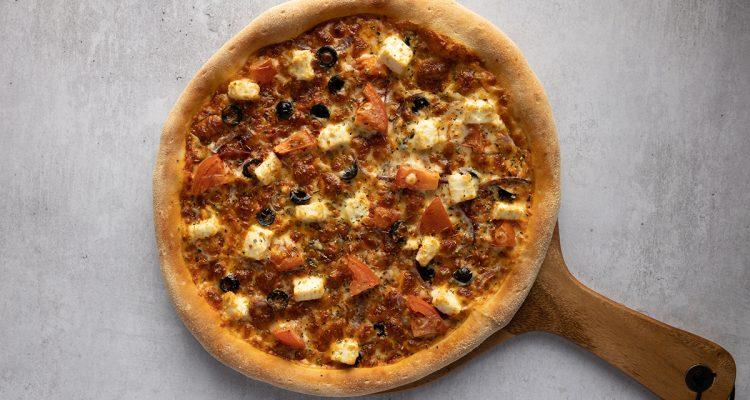 top pizza halal