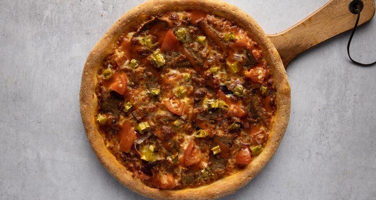 Halal Pizza restaurant