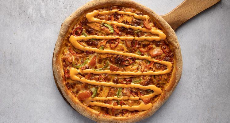 halal pizza shop