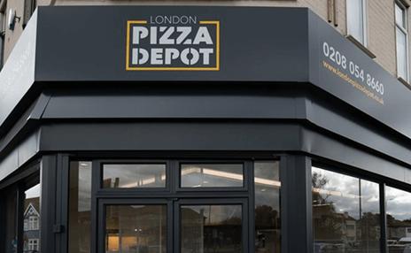 London Pizza Depot- Ilford